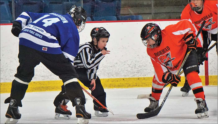 The Fm Extra 11th Annual Cops And Kids Hockey Game
